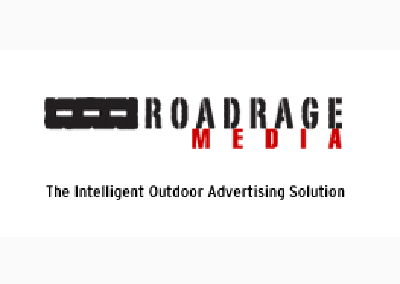 Road Rage Media was a web design project by Peter Hutcheson Design.